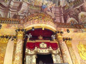 Ordenssaal des Schlosses Ludwigsburg